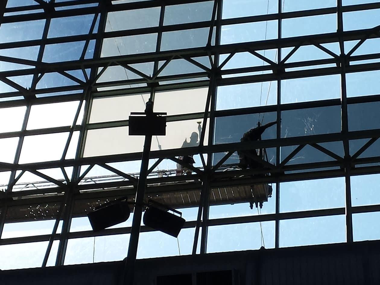 NuVision 3M Window Film Installation
